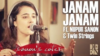 getlinkyoutube.com-Janam Janam - Dilwale | Cover by Nupur Sanon ft. Twin Strings