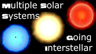 getlinkyoutube.com-Multiple Solar Systems #1, Kerbal Space Program
