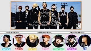 "MONSTA X (몬스타엑스) ""Perfect Girl"" [COLOR CODED] [ROM|SUBESPAÑOL LYRICS]"