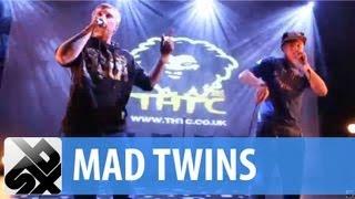 getlinkyoutube.com-MAD TWINS  |  Beatbox Showcase