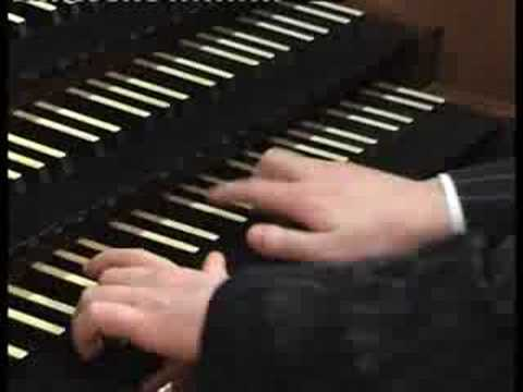 J.S. Bach Fugue in A minor BWV 543