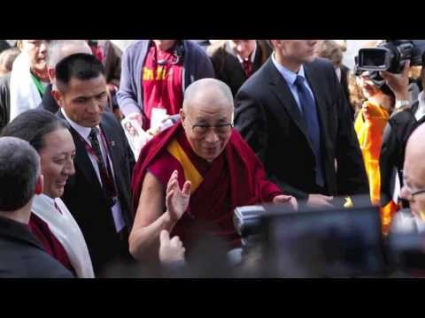 His Holiness The Dalai Lama - Switzerland 2013