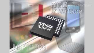 getlinkyoutube.com-TC358768 преобразователь интерфейса из ...