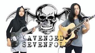 getlinkyoutube.com-Avenged Sevenfold Guitar Solo Cover Compilation