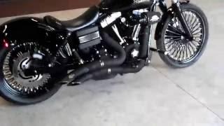 Modded Harley Street bob