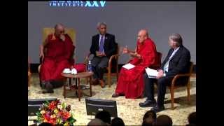 getlinkyoutube.com-Mind and Life XXV - Part 09 - Dialogue with His Holiness and Matthieu Ricard