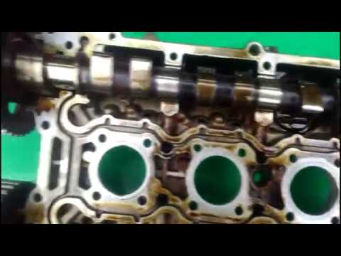Снятие ГБЦ Вольво | Removing cylinder head Volvo