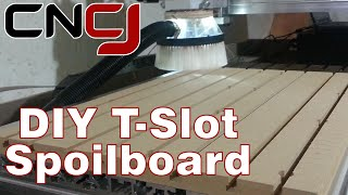 getlinkyoutube.com-Build A MDF T-Slot Spoilboard For Your CNC Machine