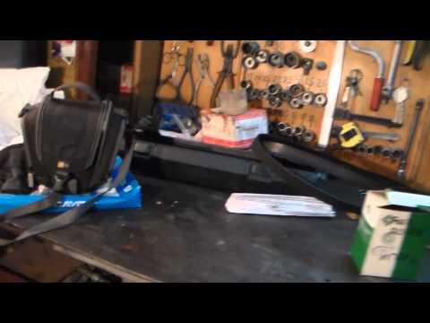 Видео отчёт:установка аварийки,ремонт тормозов ваз 2106-классика.