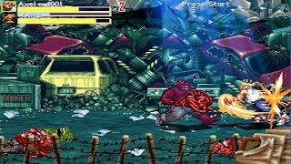 getlinkyoutube.com-OpenBoR games: Streets of Rage Zombies 2 (still DEMO) playthrough