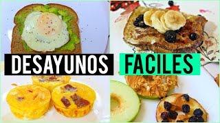 getlinkyoutube.com-Desayunos Faciles y Rapidos!