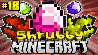 getlinkyoutube.com-Neue GLITZERNE und FUNKELNDE STEINE?! - Minecraft Shrubby #18 [Deutsch/HD]