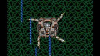 getlinkyoutube.com-Life force (salamander) arcade boss rush