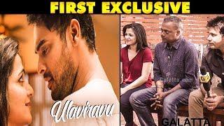 #Ulaviravu Team Exclusive Interview | Gautham Menon | DD | Karthik | Sathish | Ondraga Originals