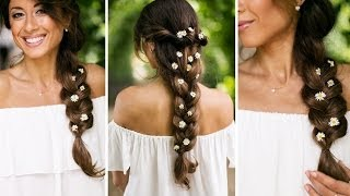 The Summer Braid Hair Tutorial