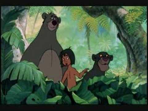 Песня джунглей скачать
