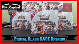 getlinkyoutube.com-Pokemon XY Primal Clash Booster Case Opening (6 Boxes!)