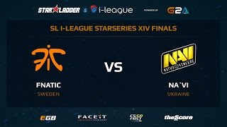 getlinkyoutube.com-Fnatic vs. Natus Vincere - GRAND FINALS (SL i-League StarSeries XIV LAN FINALS)
