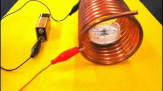 getlinkyoutube.com-Magnetic Field of a Coil of Wire