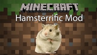 getlinkyoutube.com-Minecraft Mod รีวิว - Mod หนูแฮมเตอร์ | Hamsterrific Mod