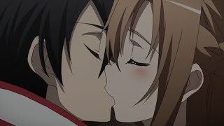 Top 10 Best And Most EPIC Anime KISS SCENES EVER! #2