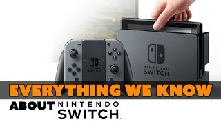 NEW 15 Launch Games? Date! Price! Everything We Know About Nintendo Switch - The Know Game News
