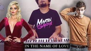 Martin Garrix & Bebe Rexha - In The Name Of Love | Cover by Hasit Nanda