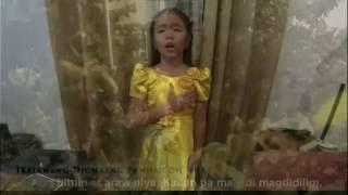 getlinkyoutube.com-Lupang Hinirang Cover By 10 yo Bernice Shane Quirante Sabino