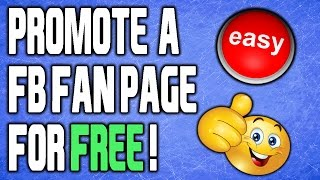 getlinkyoutube.com-How To Promote Facebook Page For FREE 2016!