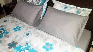 getlinkyoutube.com-أغطية نــاعمة روعة لغرف النوم Doux couvre lit pour Chambre à coucher