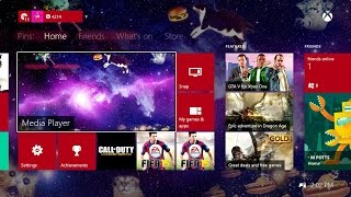 getlinkyoutube.com-How to change the background of your Xbox One Dashboard