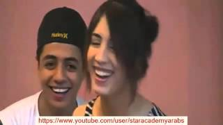 getlinkyoutube.com-Ihab et souhaila staracademy 11 سهيلة و إهاب