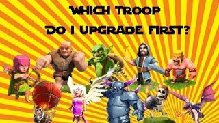getlinkyoutube.com-Clash of Clans - Which Troops To Upgrade First