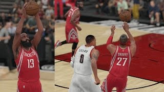 getlinkyoutube.com-NBA 2K16 PS4 My Career - Excessive Lobs!
