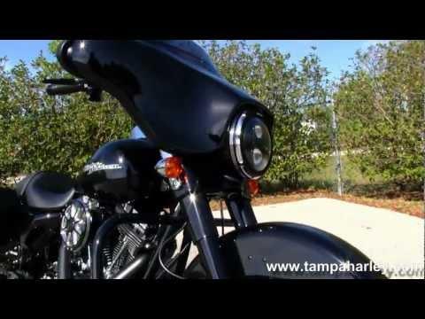 New 2013 Harley-Davidson FLHX Street Glide Bad Ass Bagger