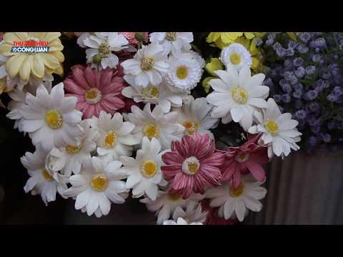 Nhộn nhịp chợ hoa Sài Gòn trong ngày 8/3