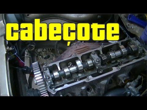 Troca da Junta do Cabeçote Motor AP - DCV