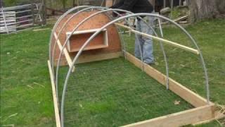 getlinkyoutube.com-Making a Chicken Tractor