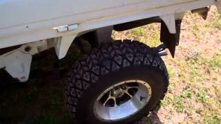 getlinkyoutube.com-2000 suzuki carry 4 x 4 part 1