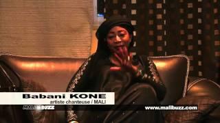 Babani Kone se presente aux internautes de Mali Buzz TV