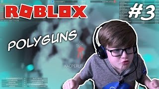 SO MANY SNIPES! Roblox Polyguns #3