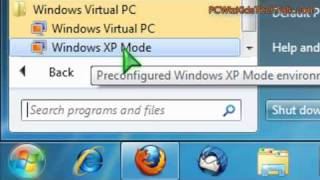 getlinkyoutube.com-Windows Virtual PC - How To Video