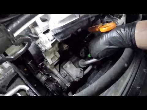 2007 Passat thermostat replacement