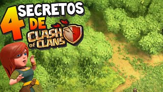 getlinkyoutube.com-Los 4 SECRETOS OCULTOS de Clash of Clans!! Conseguir RECURSOS GRATIS ETC...