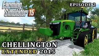 getlinkyoutube.com-Let's Play Farming Simulator 15 | Chellington Extended | Episode 2
