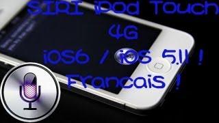 getlinkyoutube.com-Comment avoir Siri sur iPod touch iOS 6 et iOS 5 gratuitement
