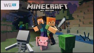 getlinkyoutube.com-Minecraft Wii U Edition : didacticiel FR