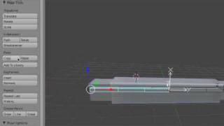 getlinkyoutube.com-Blender 3D Tutorial Mask Modifier
