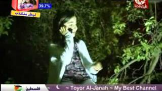 getlinkyoutube.com-ديمة بشار تكلم أمها وهي تبكي في كامبنج