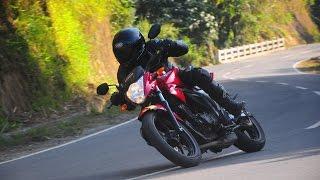 getlinkyoutube.com-Suzuki Gixxer test ride review | Info Bikes (FULL)